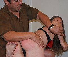 BBW Submissives Spanking