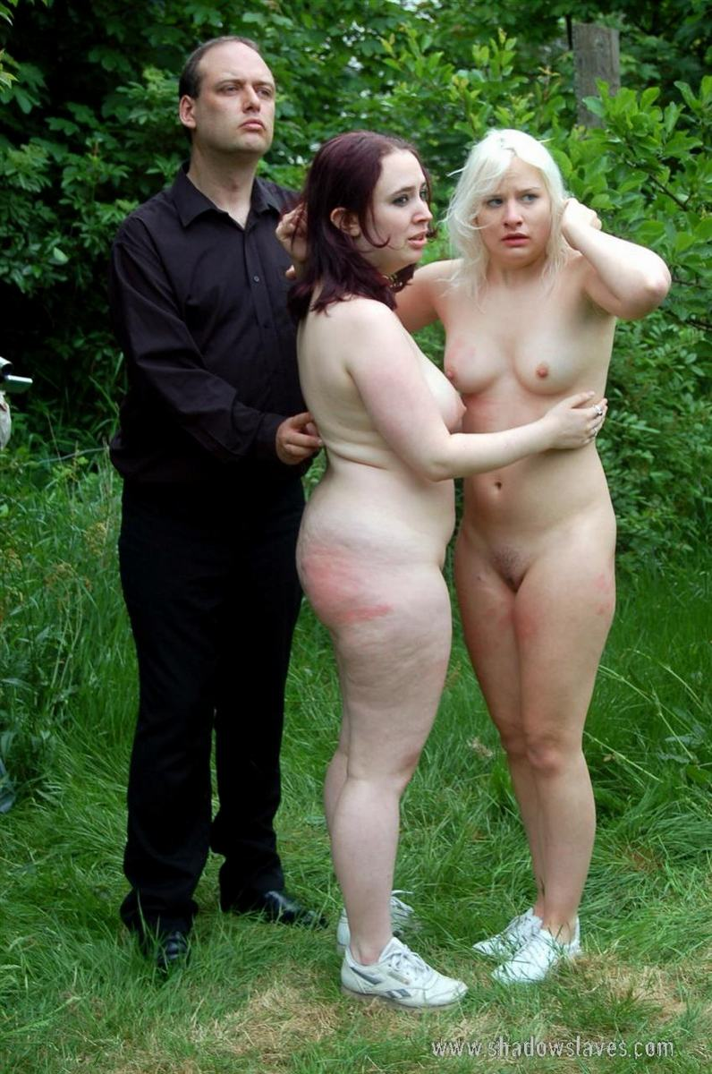 Think, Outdoor spanking captions theme